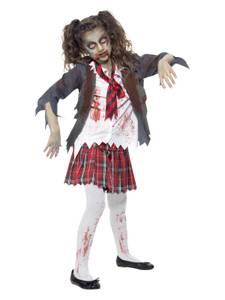 Bilde av Zombie School Girl